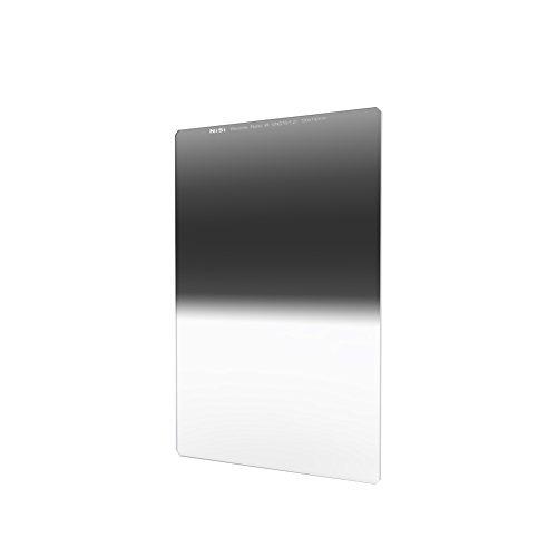 NiSi Reverse Grad ND 4(0.6) 2 Stops IR Nano Coating Optical Glass Graduated Neutral Density Filter-100x150mm