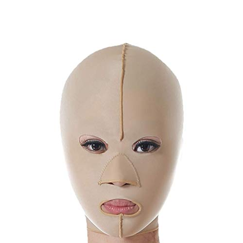 脱獄白雪姫有料減量フェイスマスク、リフティング包帯、スリムフェイスリフトリフティングベルト、フェイシャル減量リフティング包帯、リフティングファーミング包帯(サイズ:XL),ザ?