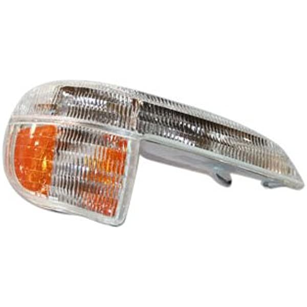 TYC 12-1433-01 Ford Front Passenger Side Replacement Parking//Signal Lamp Assembly