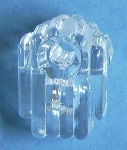 Mirror clip 1/4'' 1000/bag 1859 by bmi