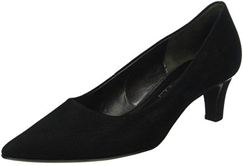 Gabor 51.250, Zapatos Mujer Negro (schwarz 17)