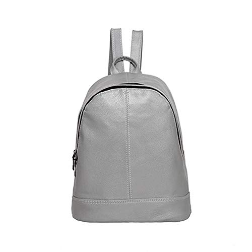 en Girls Simple cuir Rucksack Back Sac Gray brevet dos à Femme cuir Sac féminine Voyage Pack School VHVCX en de Mode luxe PU 4w6TvTqp