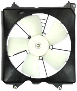 TYC 601130 Honda Accord Replacement Radiator Cooling Fan Assembly