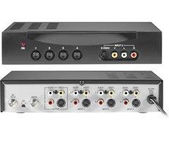 Magnavox M61151 4 X 1 Video Selector/Rf Modulator