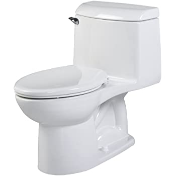 American Standard 2034.014.020 Champion-4 Right Height One-Piece Elongated Toilet, White
