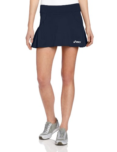 Asics Women's Love Skort, Medium, Navy