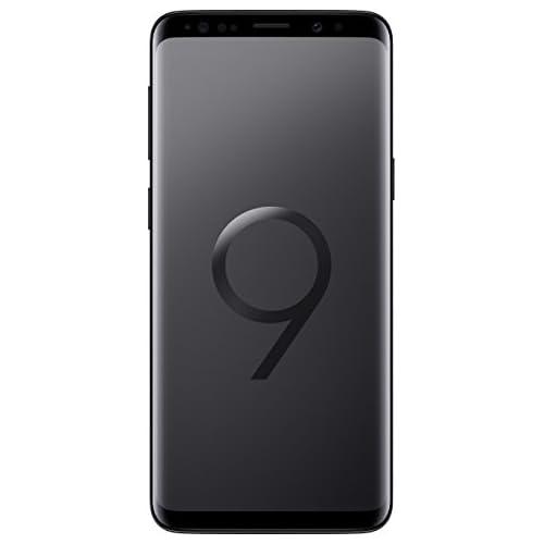 chollos oferta descuentos barato Samsung Galaxy S9 5 8 64 GB 4 GB RAM Dual SIM 12 MP Android 8 0 Oreo Negro Version Alemana