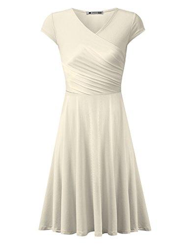 ivory dress - 6