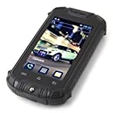 Z18 2.45 Inch Mini 3G Android 4.4 Smartphone with FM WiFi Black
