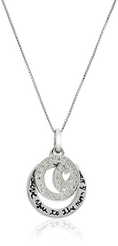 Prices for Diamond Circle Star Pendant - 8