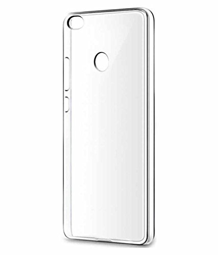COVERNEW Back Cover for Xiaomi Mi Max   Transparent