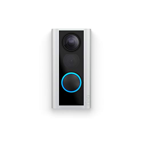 Introducing Ring Door View Cam - A compact video doorbell designed to replace your peephole with smart security
