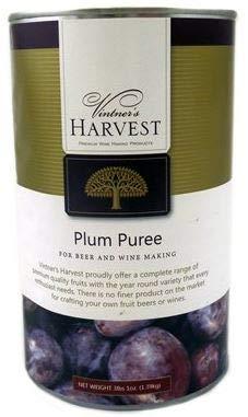 (Vintner's Harvest Plum Puree 49oz)
