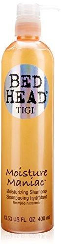 Tigi Bed Head Moisture Maniac Shampoo, 13.5 Ounce