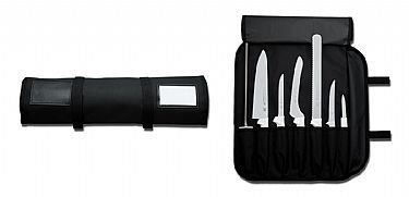 Cutlery Roll 7-slot Dexter Russell Cutlery Case