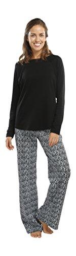 jijamas Incredibly Soft Pima Cotton Women's Pajama Set The Therapist in -