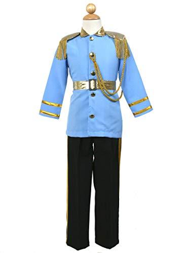 Bijan Kids Prince Charming Suit (3) -