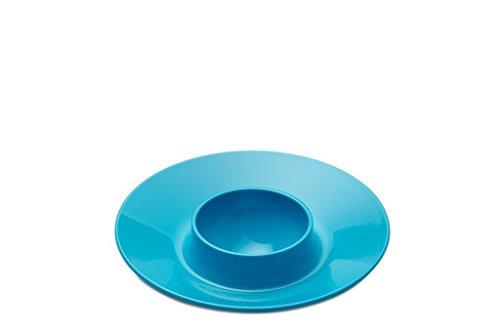 Rosti Egg Cup Tray - Melamine - Blue by Rosti (Image #1)