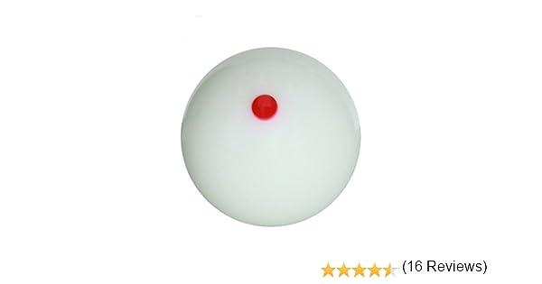 Diamond Bola Blanca de Billar cíclope: Amazon.es: Deportes y aire ...