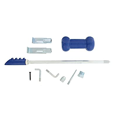 ABN Auto Slide Hammer 9-Piece Set, 5lb Pound – Puller Kit for Small Hail Dent Removal on Car Body: Automotive