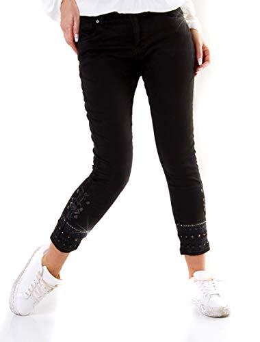 Nero Jeans Fashion Angies Donna Glamour qvFwS1