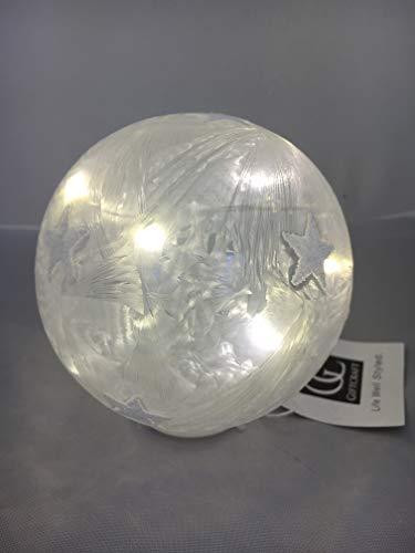 LED Glass Ball Orb ()