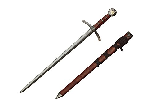 (Wuu Jau Co H-26035WD Crusader Knights of Templar Short Medieval Cosplay Sword Dagger, 23