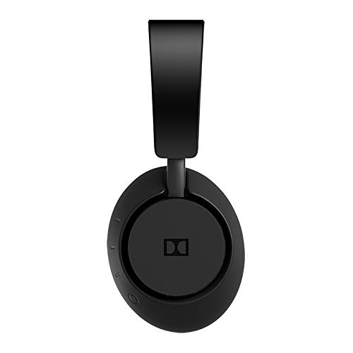 Dolby Dimension Wireless Bluetooth Over Ear Headphones with Active Noise Cancellation (Black) with Dolby LifeMix – Perfected for Entertainment at Home On TV, Smart Phones, Tablets and More by DOLBY (Image #1)
