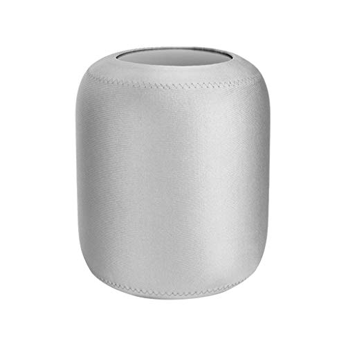Sodoop Flannelette Case Cover for Homepod, Protection Dust Cover Shockproof Carrying All-Around Protective Case for Homepod
