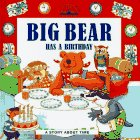 Big Bear Has a Birthday, Random House Value Publishing Staff, 0517139960