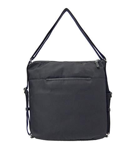 Bolso Slang Negro en mochila SUP5 convertible SUPERB zdArwd