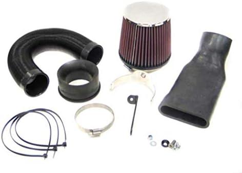 K N 57 0393 Waschbarer Und Wiederverwendbarer Kfz Hochleistungsluftfiltersystem Auto