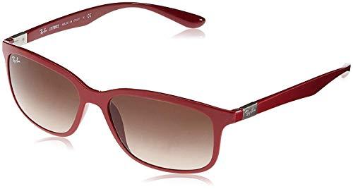 ecdfe5d11d Ray-Ban 4215 612613 Amaranth 4215 Liteforce Rectangle Sunglasses Lens  Category