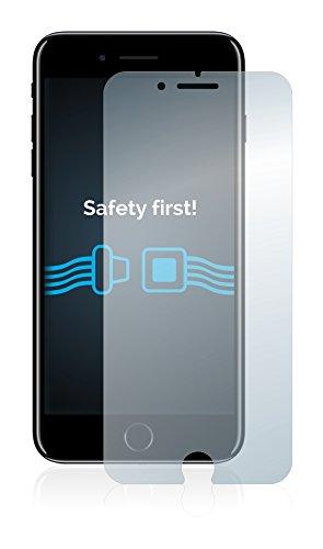 [6 Pack] Savvies Pellicola Protettiva per Apple iPhone 7 Plus Protezione Proteggi Schermo - Trasparente