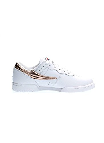 Fitness Fila Sneakers Original Donna 1010298 White 40 wnq8BO