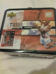 (Lunch Box Tributes 1998/99 NBA Basketball