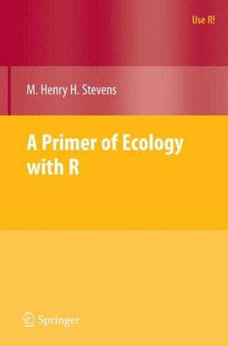 A Primer of Ecology with R (Use R!)