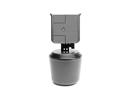 WeatherTech CupFone XL - Universal Adjustable Portable Cup Holder Car Mount for XL Sized Phones with Thicker Cases