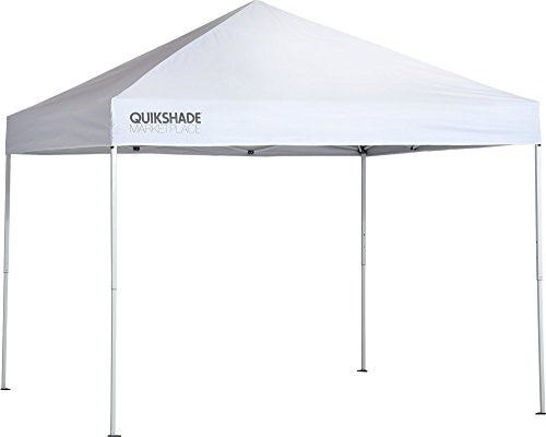Quik Shade Marketplace MP100 10 x10 Instant Canopy – White