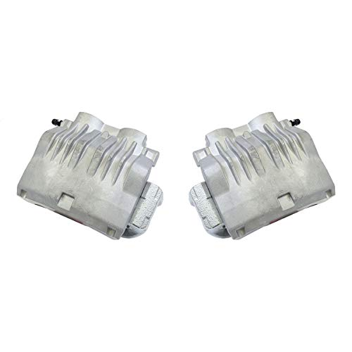 CCK02944 [2] FRONT Premium Grade OE Semi-Loaded Caliper Assembly Pair Set [ SN95 ]