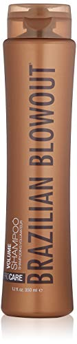 Brazilian Blowout Volume Shampoo, 12 Fl Oz (Best Brazilian Blowout Shampoo)