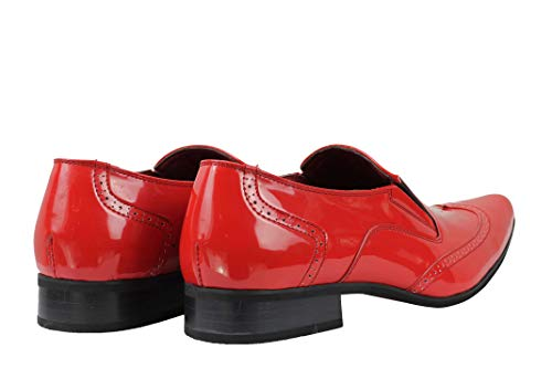 Red XPOSED London Mocasines para Hombre wYHIHq4r