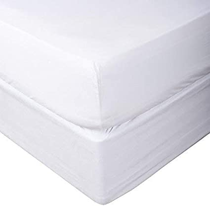 1 Piece Fitted Sheet Bottom sheet Only Twin XL , Gold 20 inches Extra Deep Pocket Solid Pattern 100/% Egyptian Cotton 600 Thread Count