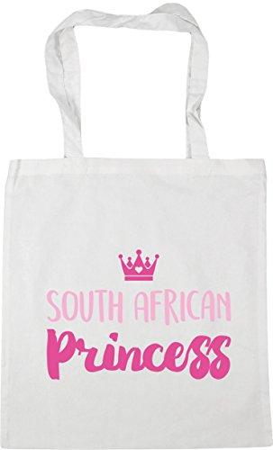 princess litres HippoWarehouse African 42cm Tote South Beach Shopping White 10 Bag x38cm Gym qqEZgxrPw