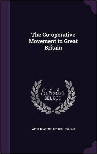 The Co-operative Movement in Great Britain