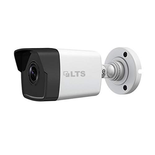 CMIP8042 HD IP 4MP H.265+ 4mm Lens Metal Housing Mini Bullet PoE Network Camera ()