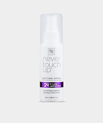 - RK BY KISS NEVER TOUCH UP SETTING SPRAY