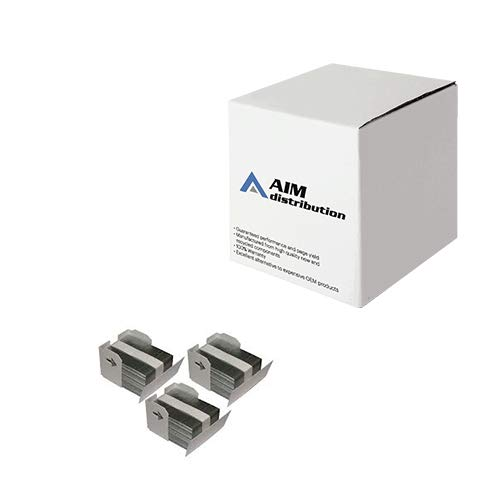 AIM Compatible Replacement for Gestetner Corp Type K Copier Staples (3/PK-5000 Staples) (89859) - Generic ()