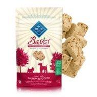 Blue Buffalo Basics Salmon and Potato Biscuits 6 oz., My Pet Supplies