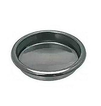 70 mm enrollable/para máquina de café de filtro en blanco grupo parte universal de